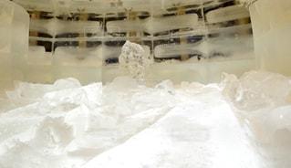 氷の建物の写真・画像素材[943355]