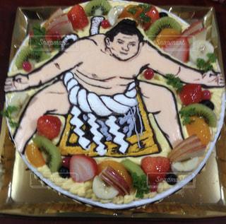 ケーキ,相撲,誕生日