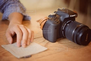 カメラの写真・画像素材[3385831]