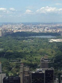 空,夏,ニューヨーク,屋外,海外,緑,雲,アメリカ,観光,旅行,マンハッタン,セントラルパーク
