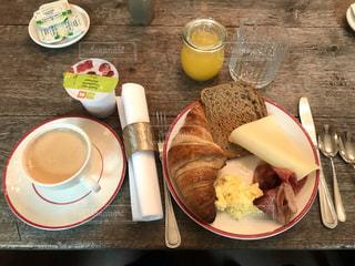 ヨーロッパ,旅行,ベルギー,朝ごはん,クロワッサン,ブリュージュ,1669 bed&breakfast,bruges