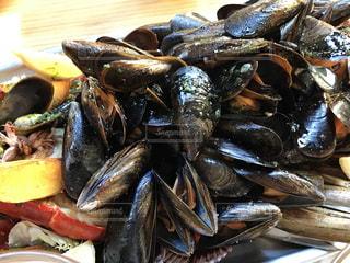 スペイン,バルセロナ,美味しい,ムール貝