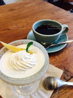 カフェの写真・画像素材[501199]