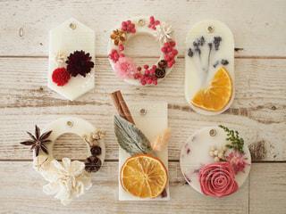 花,フラワーアレンジ,アロマ,アロマワックスサシェ
