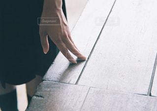 人の足の写真・画像素材[1918224]