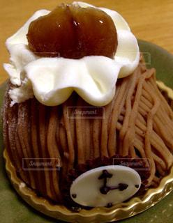 ケーキ,モンブラン,自分へのご褒美,1番大好き