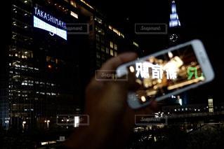 夜景の写真・画像素材[587777]