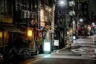 夜景の写真・画像素材[587778]