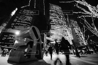 夜景の写真・画像素材[587781]
