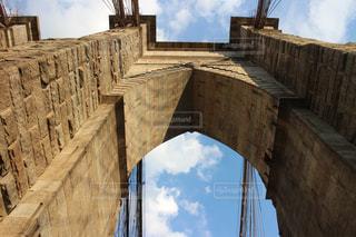 ブルックリンブリッジの写真・画像素材[996603]