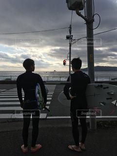 GO SURFING!の写真・画像素材[2130109]