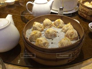 香港飲茶の写真・画像素材[517913]
