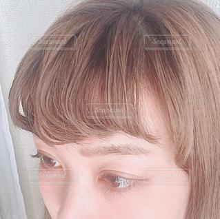 目の写真・画像素材[593936]