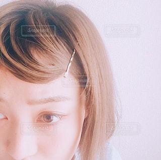 目の写真・画像素材[593941]