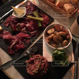 フランス,パリ,dinner,BAR,ビストロ,floquifil