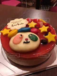 ケーキ,デザート,birthday,誕生日ケーキ,ティラミス,バースデーケーキ,イチゴ,手作り砂糖菓子
