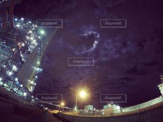 夜景の写真・画像素材[656750]