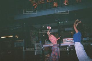 ジャンプの写真・画像素材[722296]