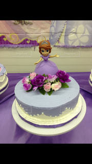 ケーキ,かわいい,誕生日,プリンセス ソフィア