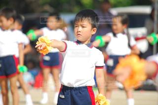 幼稚園最後の運動会 ダンス - No.776532