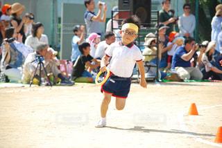 幼稚園運動会リレー - No.776535
