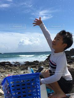 海水浴 海遊びの写真・画像素材[1420701]