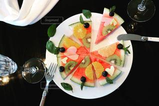 ケーキ,スイカ,誕生日,watermelon,スイカケーキ