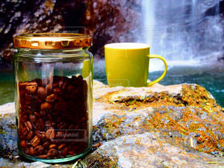 自然,アウトドア,コーヒー,山,滝,マイナスイオン,山コーヒー,休日はのんびり