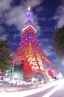 東京タワーの写真・画像素材[544881]