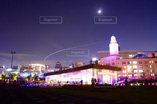 夜の写真・画像素材[555557]