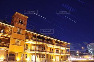 夜空の写真・画像素材[555604]