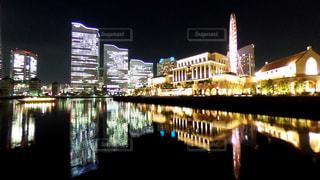 夜景の写真・画像素材[568944]