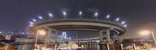 夜景の写真・画像素材[571384]