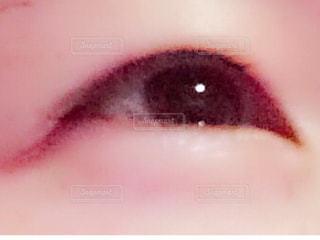 笑顔,目,ノーメイク,黒目,塩顔,内側の美しさ,黒目がち