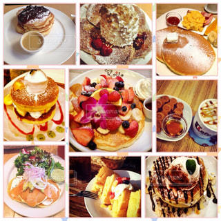 スイーツ,カフェ,ケーキ,パンケーキ,東京,Sweets,cake,pancake,ボリューム