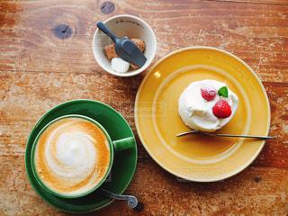 スイーツ,カフェ,ケーキ,いちご,カフェラテ,cafe,cake