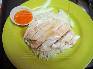食品のプレートの写真・画像素材[804559]