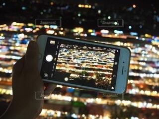 夜景の写真・画像素材[3663585]