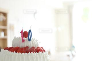 ケーキの写真・画像素材[520069]