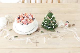 スイーツ,インテリア,ケーキ,いちご,クリスマス,お菓子,パーティー,クリスマスツリー,Sweets,クリスマスケーキ,手作りケーキ,甘いもの,ホームパーティー