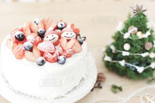 スイーツ,インテリア,ケーキ,いちご,おやつ,クリスマス,お菓子,記念日,パーティー,クリスマスツリー,Sweets,クリスマスケーキ,手作りケーキ,甘いもの,ホームパーティー
