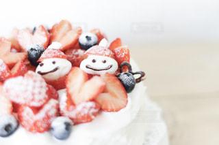 スイーツ,インテリア,ケーキ,かわいい,おやつ,イベント,クリスマス,記念日,パーティー,クリスマスツリー,Sweets,クリスマスケーキ,手作りケーキ,甘いもの,ホームパーティー,いちごサンタ