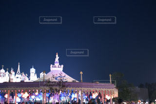 夜景の写真・画像素材[537380]