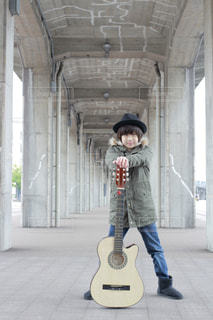 ギターの写真・画像素材[582891]