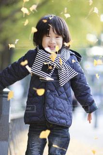 秋の写真・画像素材[582987]