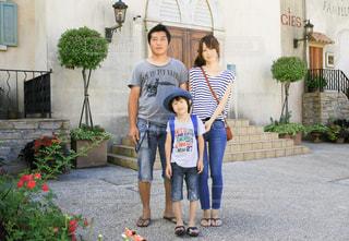 家族の写真・画像素材[585024]