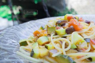 夏野菜のパスタの写真・画像素材[769490]