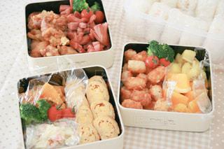 運動会のお弁当の写真・画像素材[789212]