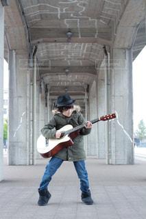 ギターの写真・画像素材[836366]