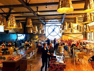 カフェ,海外,オシャレ,フランス,Paris,Travel,駅舎,オルセー美術館,カフェ・カンパーナ
